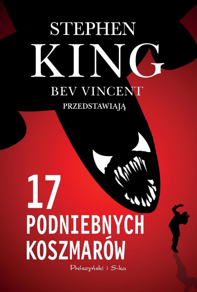 """""""17 podniebnych koszmarów"""" - okładka polskiego wydania - obrazek"""