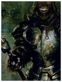 Rick Berry - The Talisman - Ghost Knight - obrazek