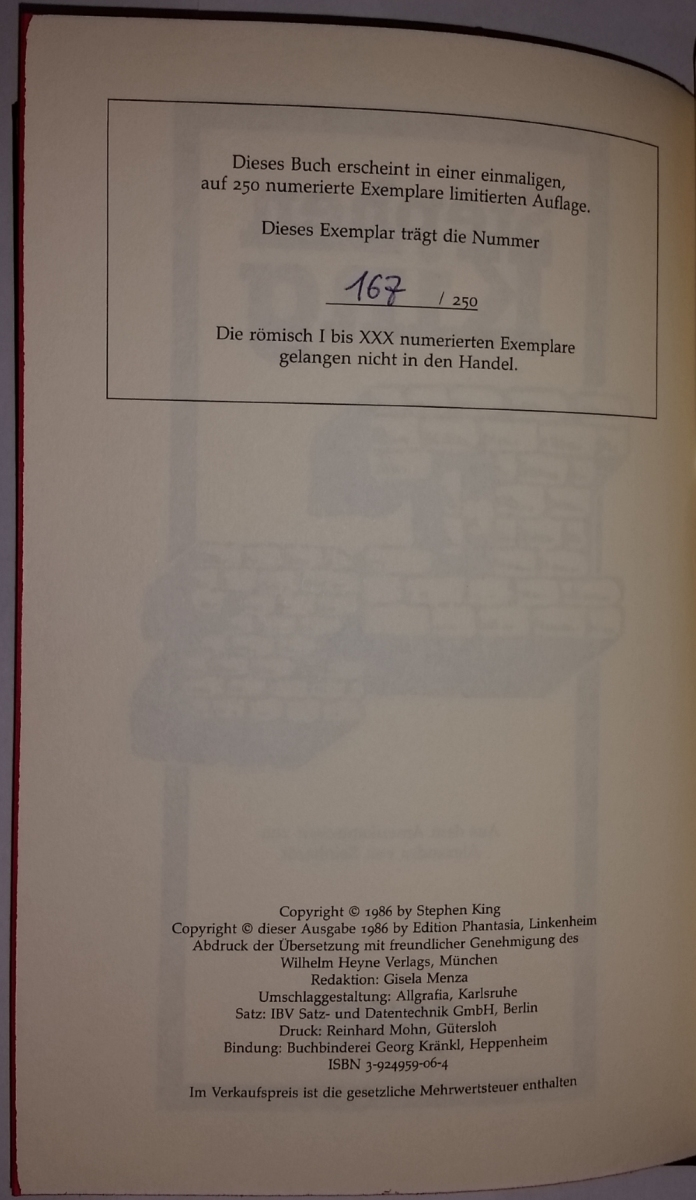 ES (Edition Phantasia) numer - obrazek