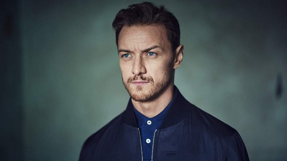 James McAvoy jako Bill Denbrough - obrazek