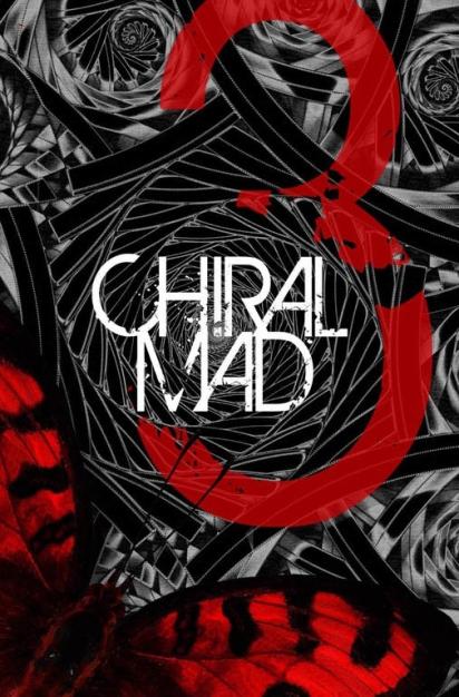 Chiral Mad 3 - okładka antologii