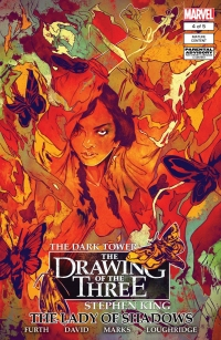 The Dark Tower: The Drawing of the Three: The Lady of Shadows #4