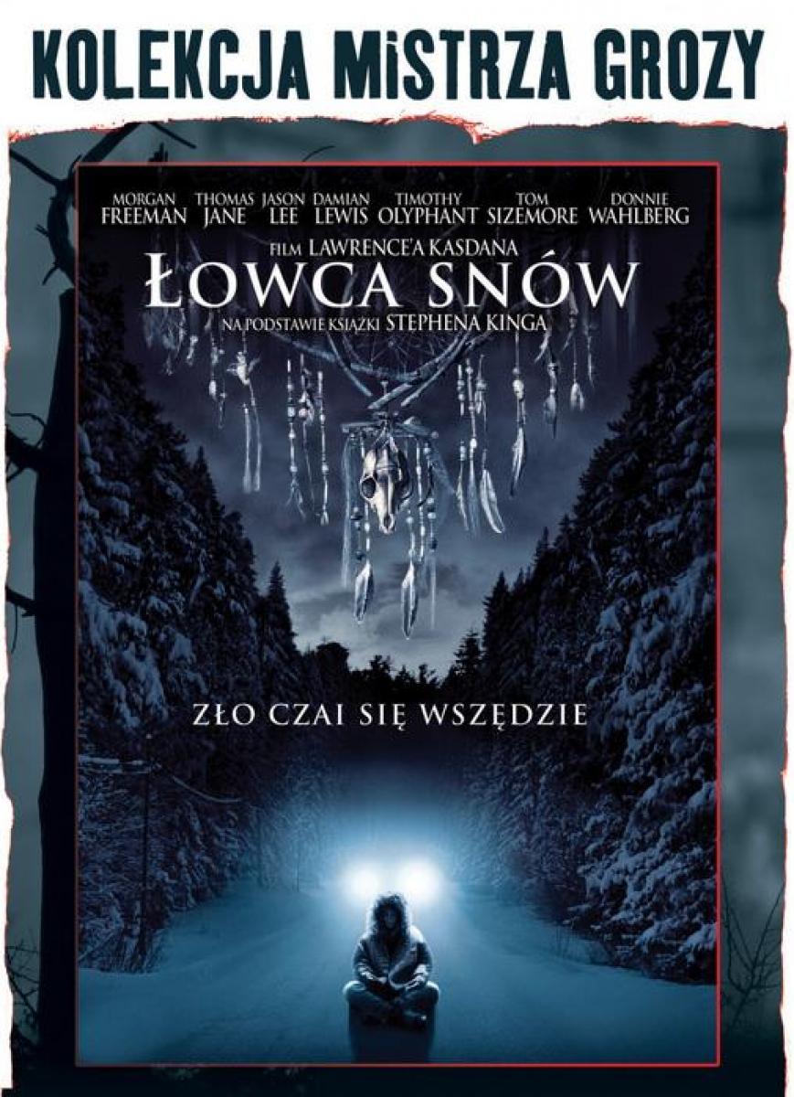 Łowca snów (DVD) - obrazek