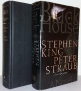 Black House (Random House) - książka i obwoluta