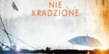 Polska okładka Znalezione nie kradzione - obrazek