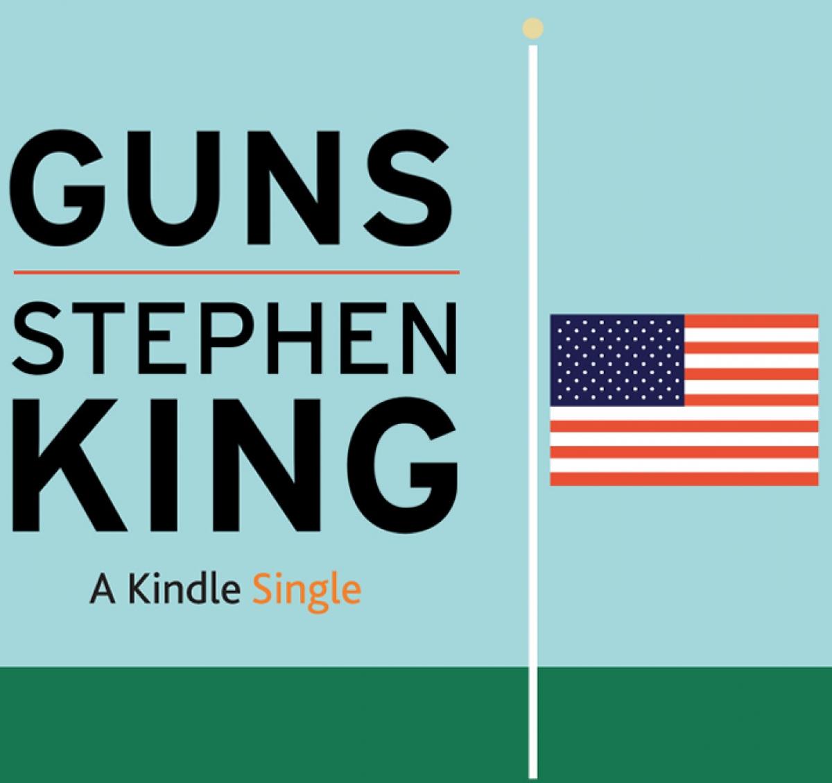 """""""Guns"""" - Stephen King o dostępie do broni - obrazek"""