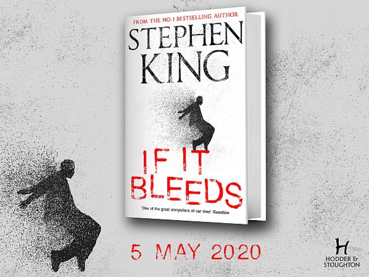 """If It Bleeds"" - baner reklamowy - obrazek"