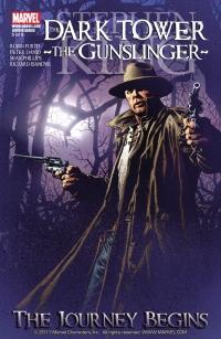 The Dark Tower: The Gunslinger: The Journey Begins #5