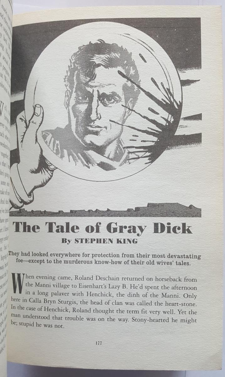 """""""The Tale of Gray Dick"""" - ilustracja - obrazek"""