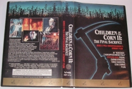 Dzieci z pola kukurydzianego 2 (VHS) - okładka