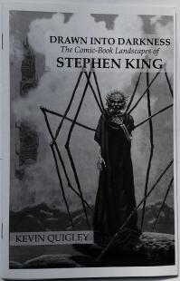 Drawn into Darkness: The Comic Landscape of Stephen King (Cemetery Dance)