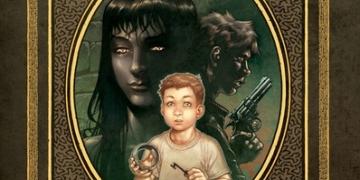 Locke & Key - nowe wydanie komiksu - obrazek