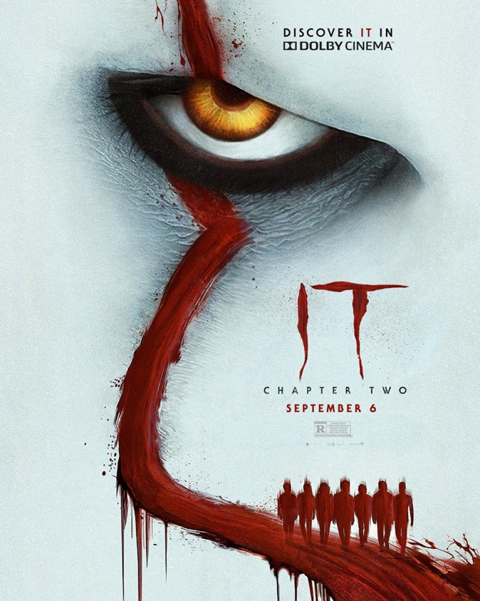 It Chapter 2 - nowy plakat USA 2 - obrazek