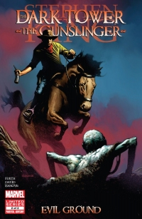 The Dark Tower: The Gunslinger: Evil Ground #2