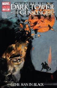 The Dark Tower: The Gunslinger: The Man in Black #1