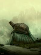 The Dark Tower - Lud City Turtle's Street