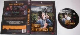 Dzieci Kukurydzy 4 (DVD) - płyta