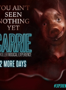 Carrie - plakat 2 - obrazek