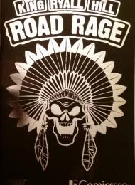 Road Rage #1 Throttle #1 (IDW) Comicspro - obrazek