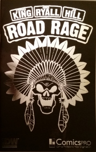 Road Rage #1 Throttle #1 (IDW) Comicspro