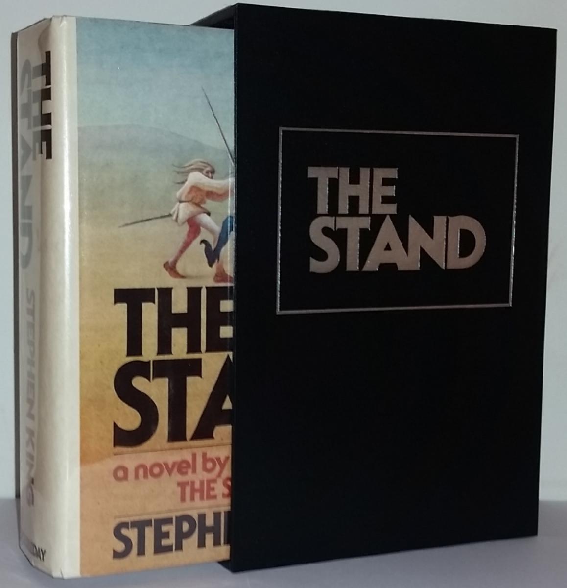 """""""The Stand"""" - książka w etui - obrazek"""