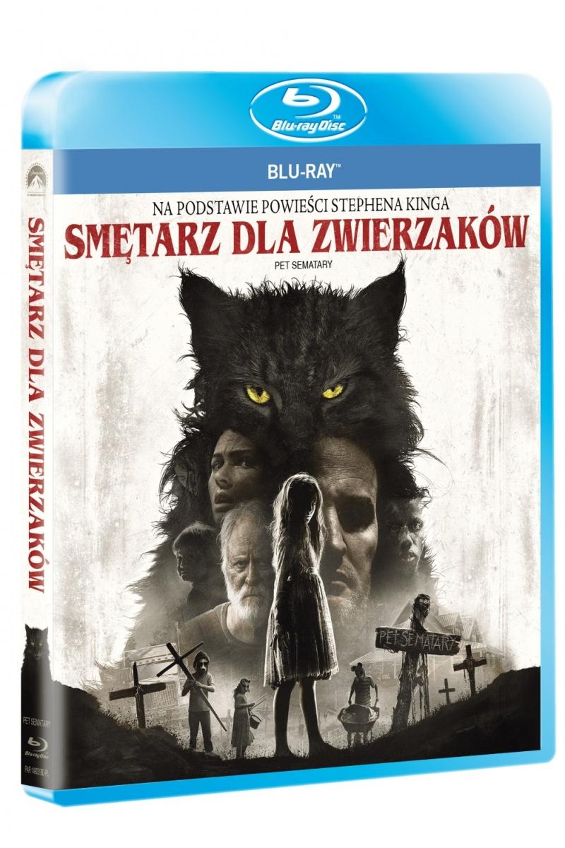 """""""Smętarz dla zwierzaków"""" - wizualizacja Blu-Ray - obrazek"""