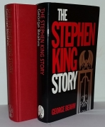 The Stephen King Story (Little Brown & Co) (2)