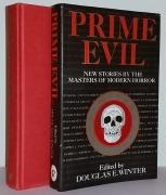 Prime Evil (Guild Publishing) - książka i obwoluta