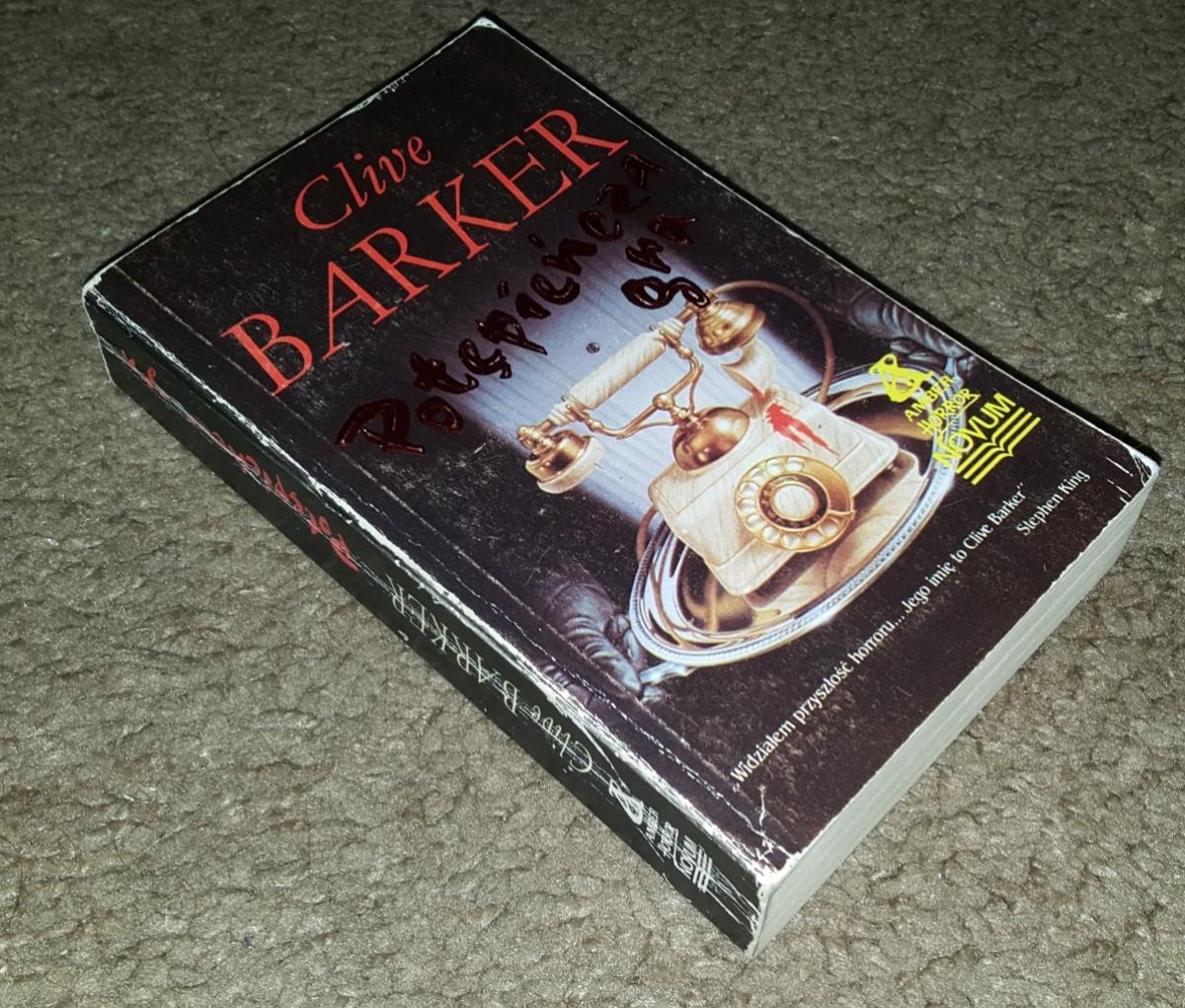 Clive Barker - obrazek