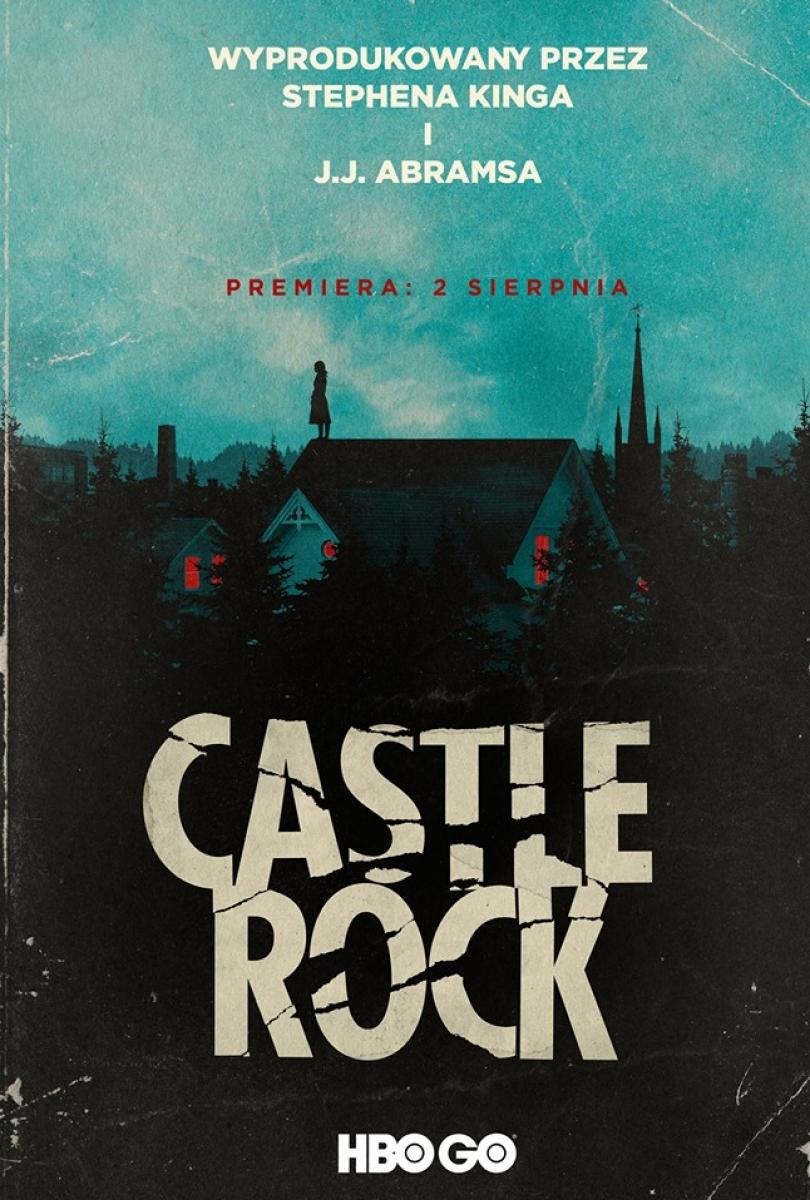 """""""Castle Rock"""" - polski plakat - obrazek"""