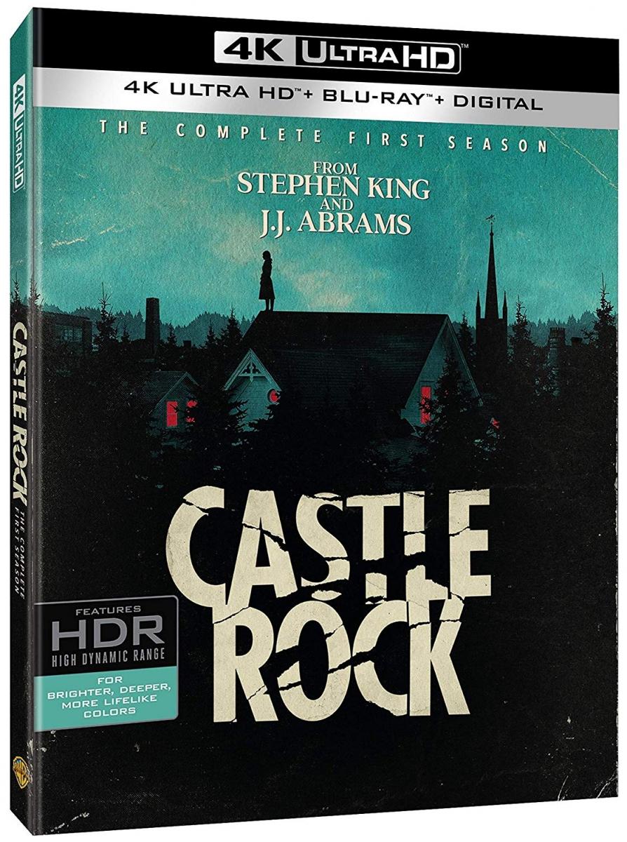 Castle Rock na Blu-ray - obrazek