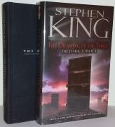 The Dark Tower II The Drawing of the Three (Viking) - książka i obwoluta