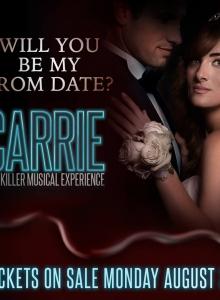 Carrie - plakat 1 - obrazek