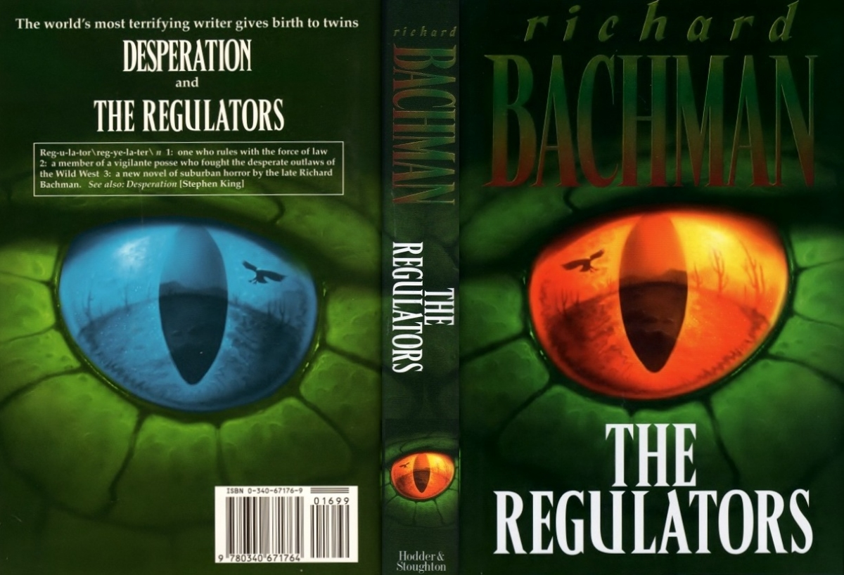 """The Regulators"" - obwoluta - obrazek"
