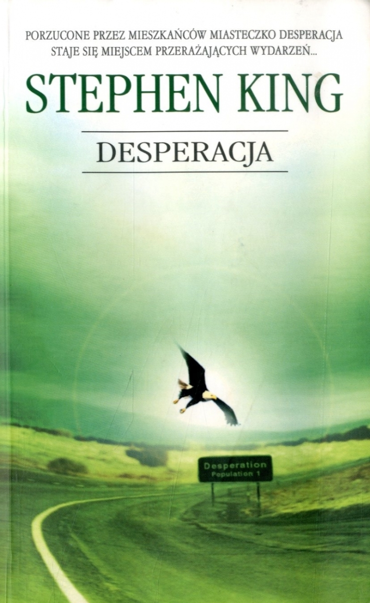 """""""Desperacja"""" - dodruk z 2009 roku - obrazek"""