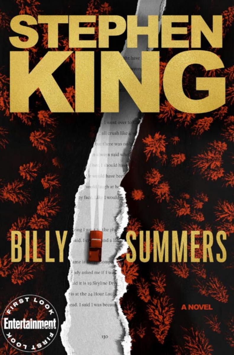 """""""Billy Summers"""" - okładka amerykańskiego wydania - obrazek"""