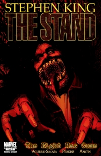 The Stand: The Night Has Come #1