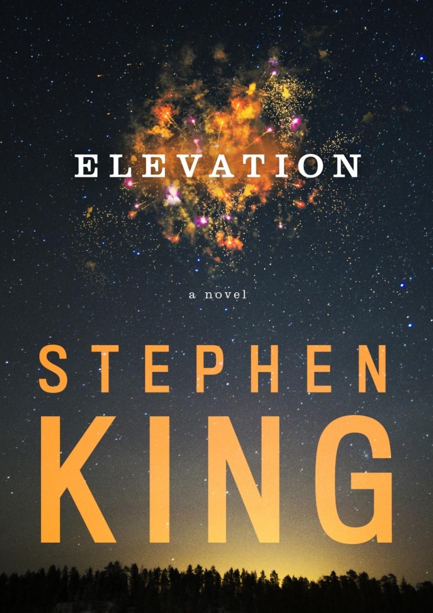 """""""Elevation"""" - okładka amerykańskiego wydania - obrazek"""