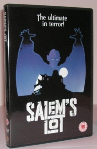 Miasteczko Salem (DVD)