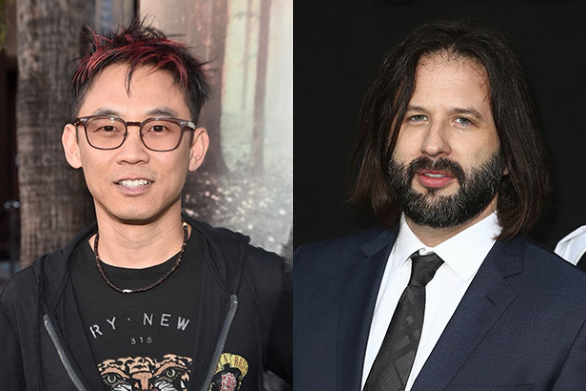 James Wan i Gary Dauberman - obrazek