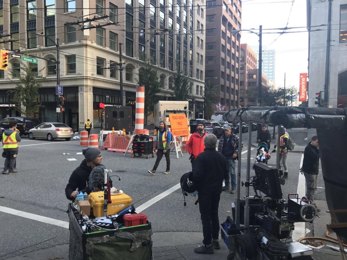 """Zdjęcia do serialu """"The Stand"""" w Vancouver - obrazek"""