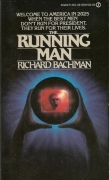 The Running Man - okładka