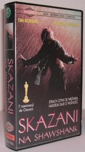 Skazani na Shawshank (VHS)