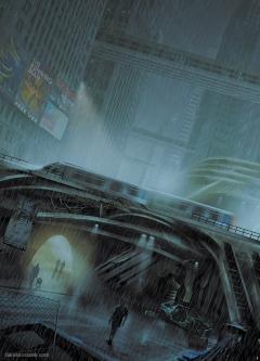 Darek Kocurek - Co-Op City - obrazek