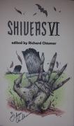 Shivers VI (Cemetery Dance) HLE - remarque Glenn Chadbourne