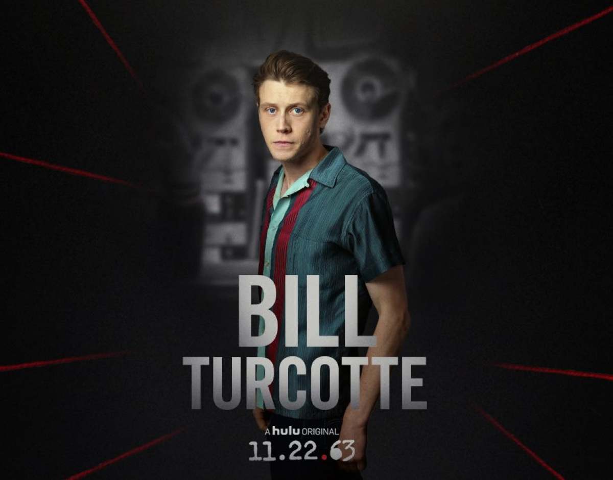 """11-22-63"" - Bill Turcotte - obrazek"