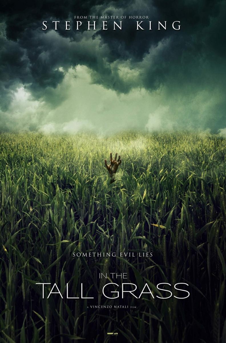 """""""In the Tall Grass"""" - plakat - obrazek"""