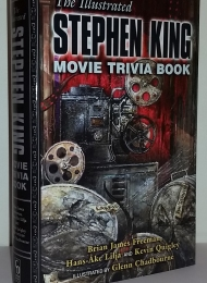 The Illustrated Stephen King Movie Trivia Book (Cemetery Dance) - obrazek