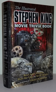 The Illustrated Stephen King Movie Trivia Book (Cemetery Dance)