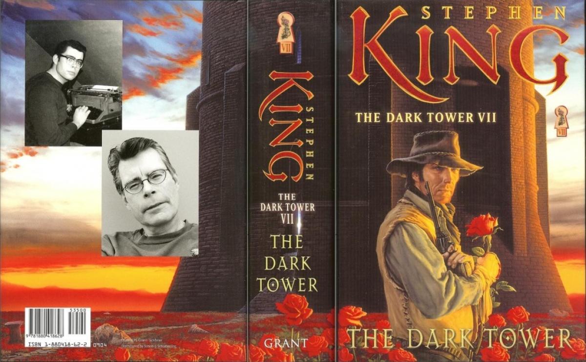 """The Dark Tower VII: The Dark Tower"" - obwoluta - obrazek"